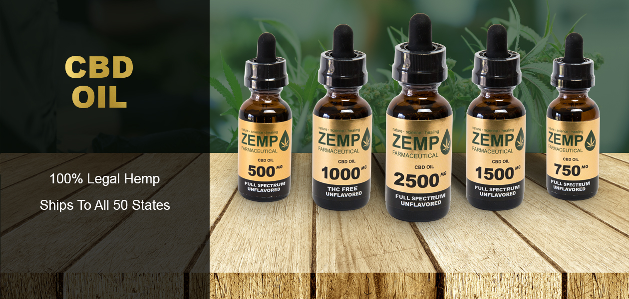 banner image of cbd oil bottles